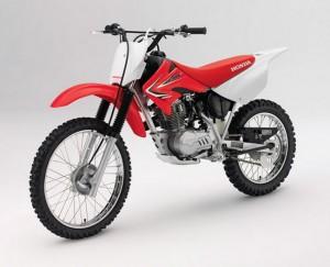 motocikl Honda CRF100F