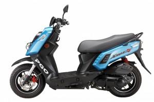 Скутер PGO X-HOT 150 EFI