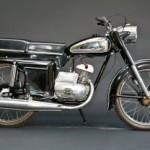 Мотоцикл Минск М-105