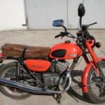 Мотоцикл Минск ММВЗ-3.115