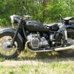 Мотоцикл Днепр К-750