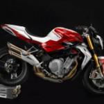 MV Agusta с представлением  мотоцикла Brutale Corsa